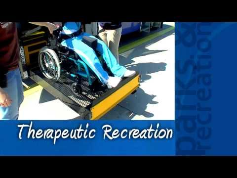 therapeutic recreation internships