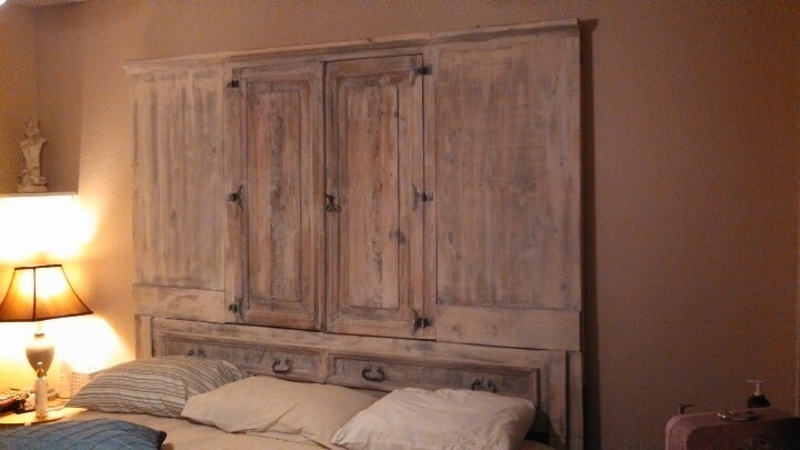 Repurposed armoire   ~Furniture Painted & Repurposed~xoxo   Pinterest