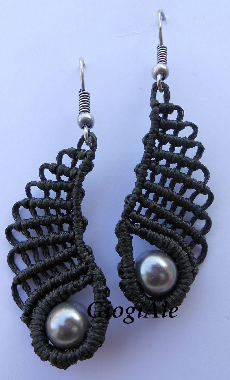 macram 232 jewelry macrame hemp knots jewellery