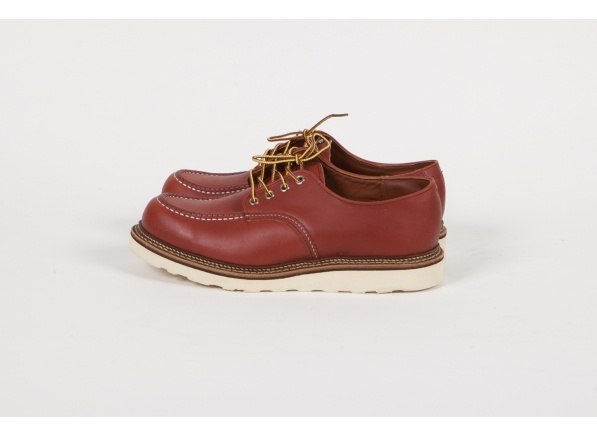 Red Wing Shoes - 8103 - Work Oxford Oro Russet Portage