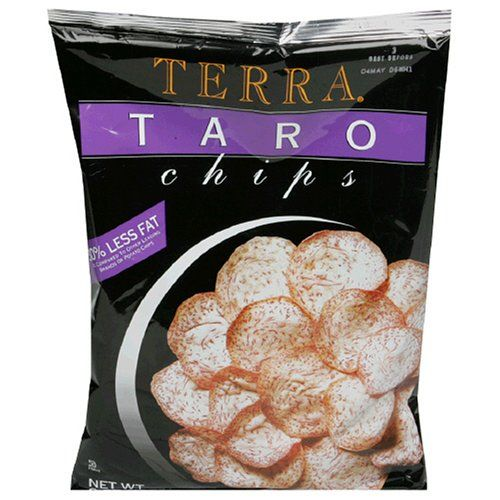 Taro Chips | FAVORITE THINGS | Pinterest
