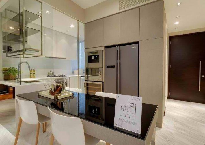 wet and dry kitchen interiors pinterest. Black Bedroom Furniture Sets. Home Design Ideas