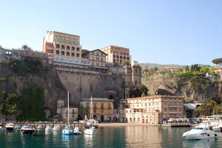 Marina Piccola 73... I will be there soon!