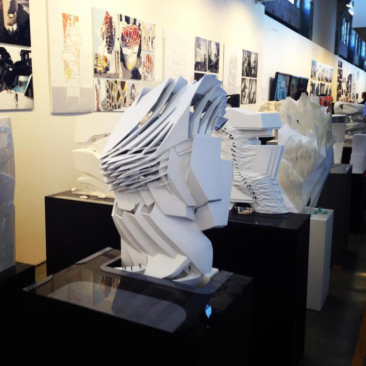 Sci arc thesis show
