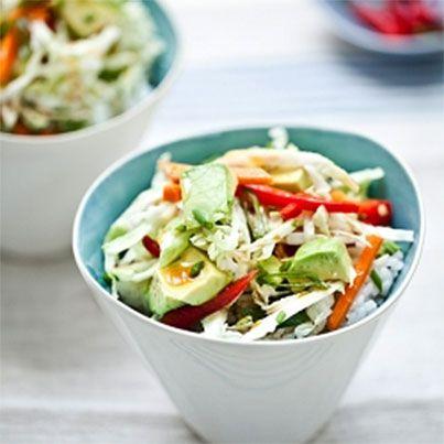 Vegetarian Avocado Sushi Bowls. http://www.vegetarianrecipes247.com ...