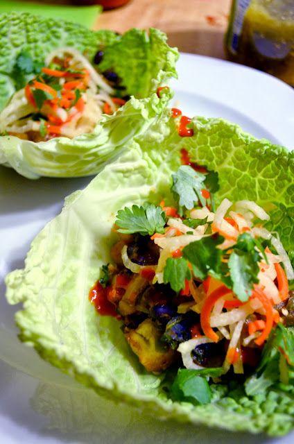 vegan tacos! | Sans Animal | Pinterest