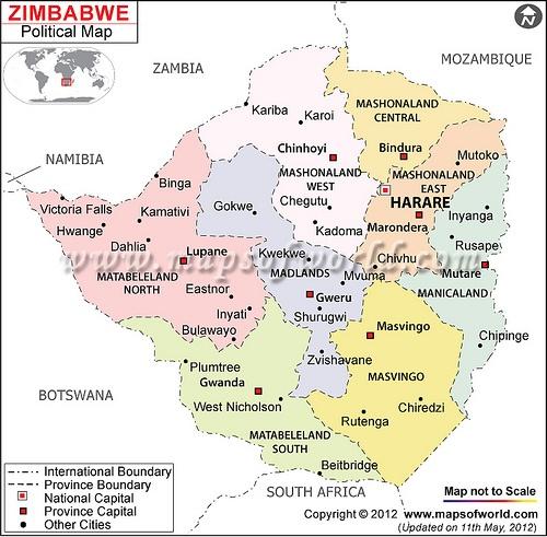 #zimbabwe_map