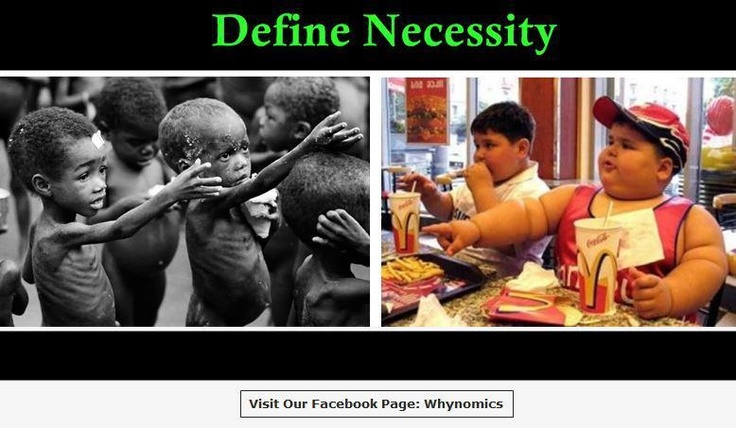 define necessity... | ...