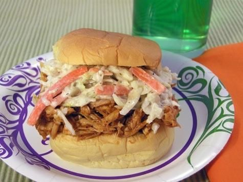 Seriously one of the best sandwiches ever; The key is the coleslaw