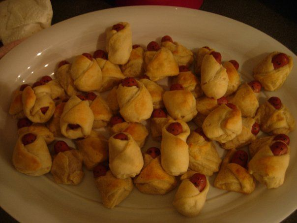 appetizer for baby showers i think i am going to make these for a baby