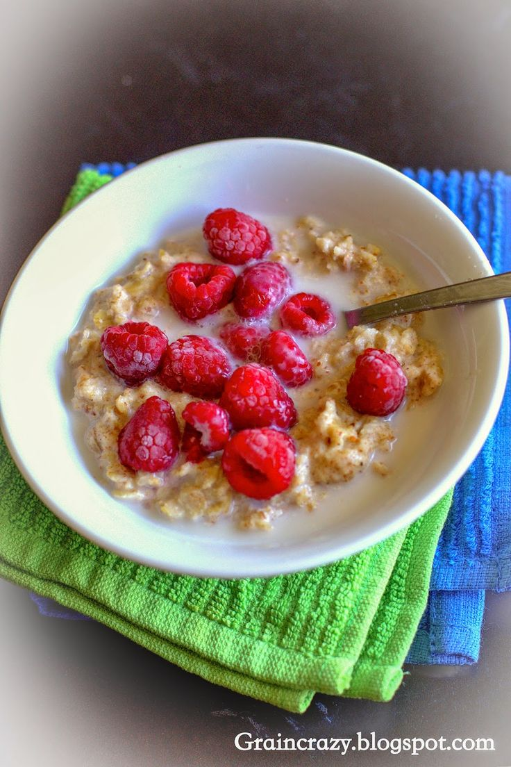 Toasted Oatmeal and Almond Butter | Food | Pinterest