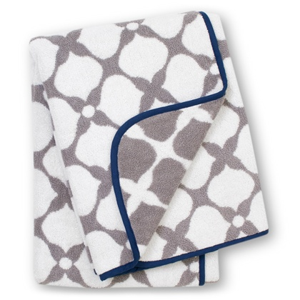 GDM loves this new Jonathan Adler Hollywood bath towel!