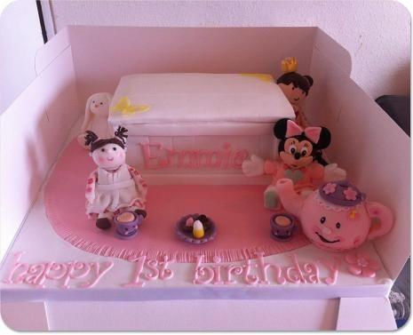 Cake Decorating Competition Uk : Amanda Forrester -