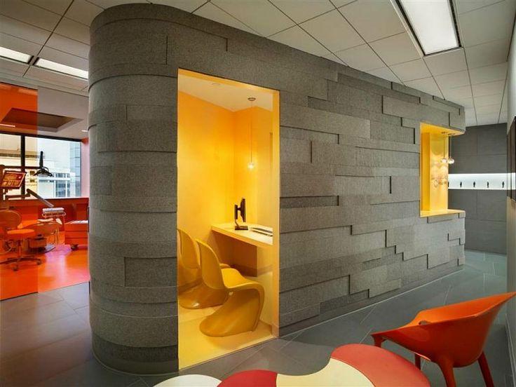 calm dental office interior design ideas office pinterest