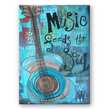 """""""Music touches us emotionally, where words alone can't.""""    ― Johnny Depp"""