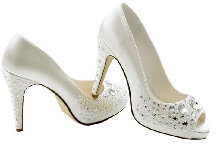 bling wedding shoes shoes pinterest