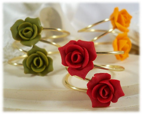 Rose Symbolism Rings Rose Meaning Symbolic by strandedtreasures, $25 ...
