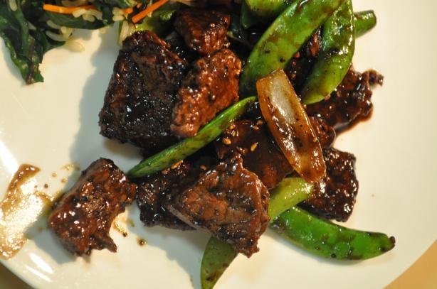 Honey and Black Pepper Steak | Recipe