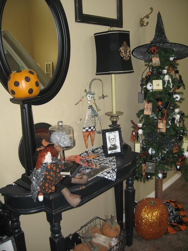 Halloween Decor Ideas Halloween Pinterest