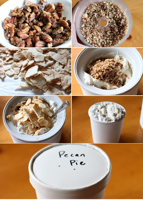 Pecan Pie Ice Cream | Food - I Scream, You Scream, We All Scream for ...