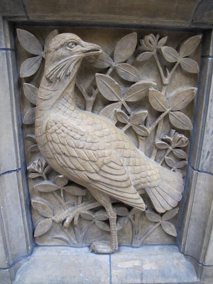 Bird tile beasts pinterest