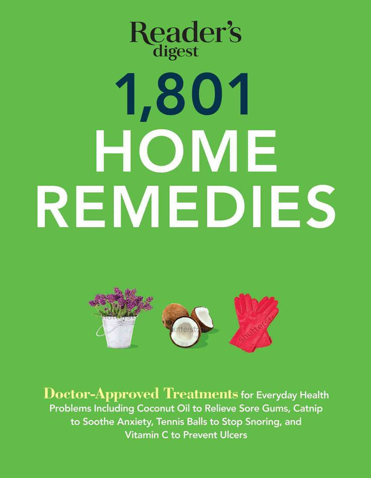 4 Doctor-Approved Home Remedies