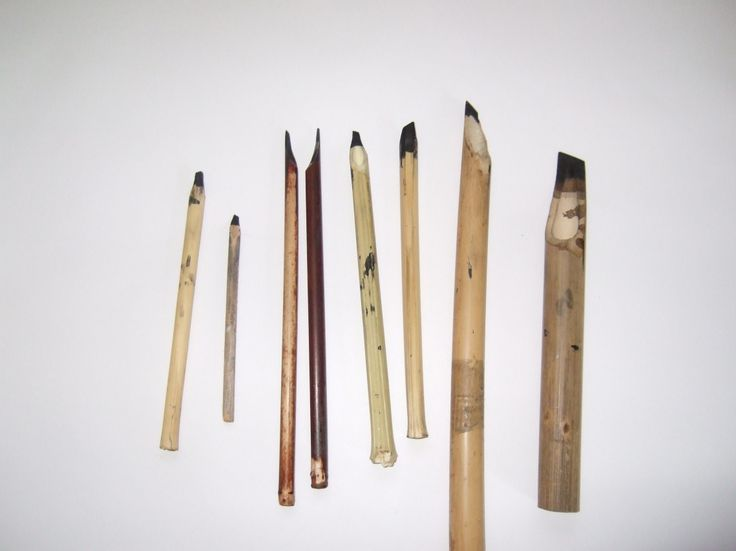 Reed Pen Tools Supplies Etc Pinterest