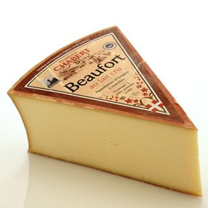In the fridge: Chalet d'Alpage Beaufort