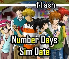 play number days sim date cheats