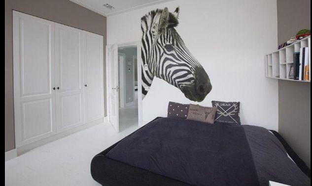 Muurstickers Slaapkamer Ikea : Gave muursticker in slaapkamer Voor aan ...
