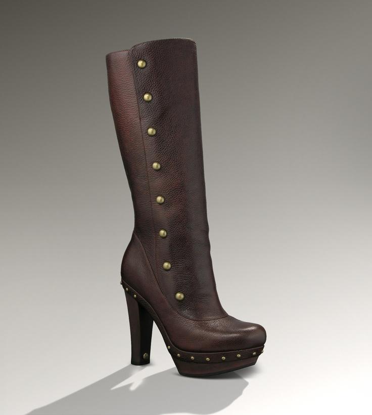 Felicity ugg tall bottes