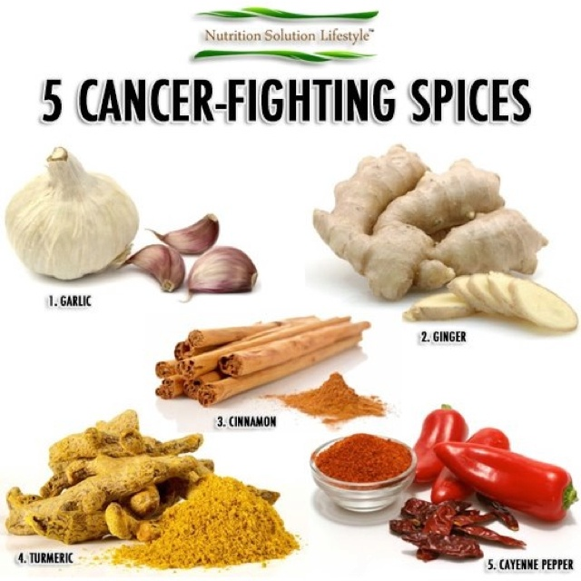 4 Great Herbs Prevent Cancer
