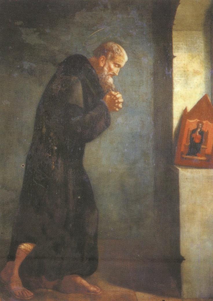 Patron saint of the sick