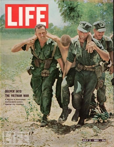 media in the vietnam war After footage from america's first 'living room war' shocked the public, the  government would clamp down on media coverage of future military.