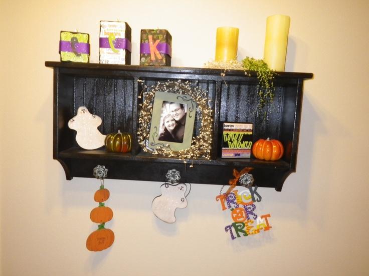 Halloween Decor I Did It Pinterest