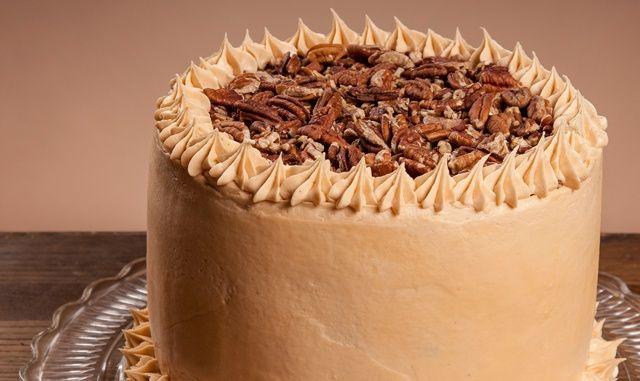 Texas Pecan Butterscotch Cake Texas Co-op Power Magazine - Food - 2012 ...
