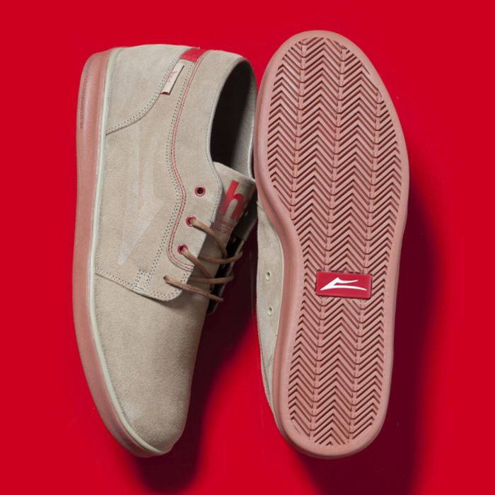 "The Berrics - News - LAKAI SPIKE JONZE ""HER"" SHOE"