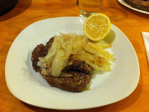 Liver and Onions | GAPS | Pinterest