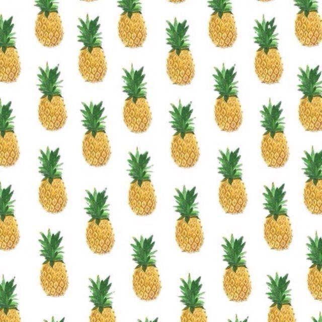 Pineapple Wallpaper Custom Of Tumblr Pineapple Patterns Photos