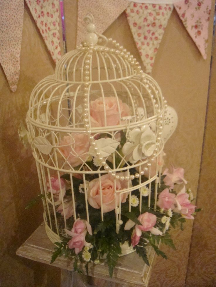 love this birdcage