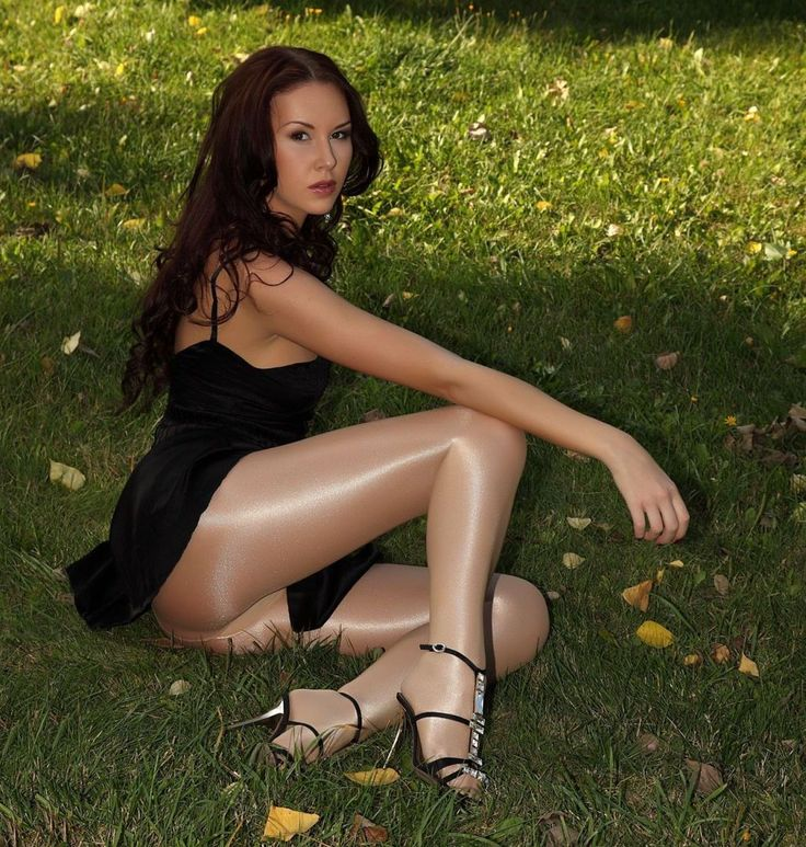 In Pantyhose Hot Pantyhose Model Woman 92