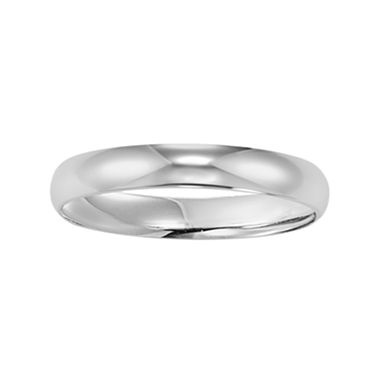 Women's 10K Gold Wedding Band - jcpenney