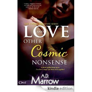 Amazon.com: Love and Other Cosmic Nonsense (Entangled Covet) eBook: A. D. Marrow: Kindle Store