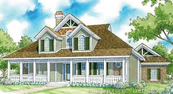 Sater Design House Plans Pinterest