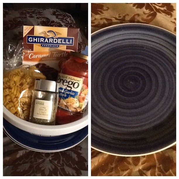 Wedding Gift Spaghetti Sauce : Gift for two: Italian Date Night. Includes pasta, sauce, Italian ...