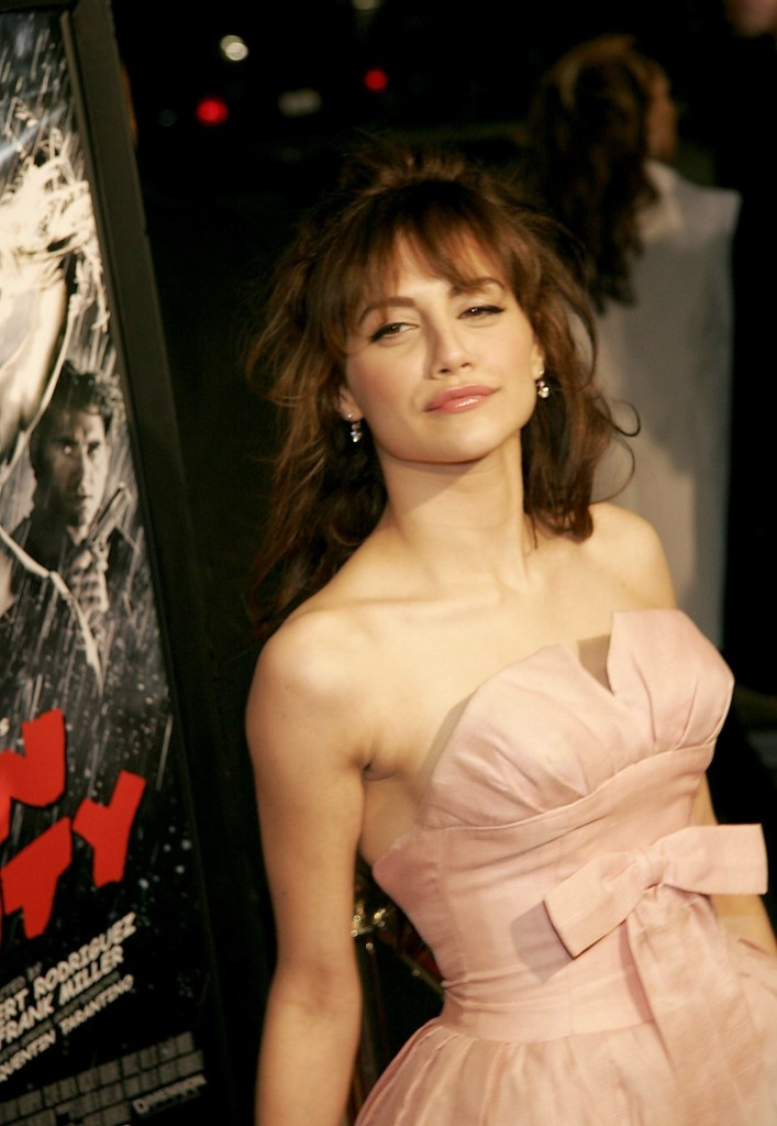 Brittany Murphy at The Los Angeles Premiere of Sin City