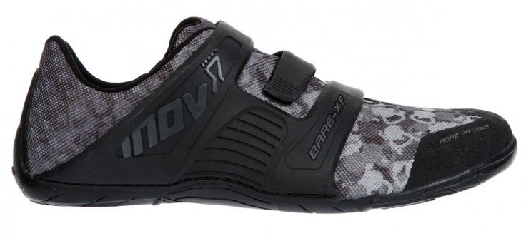 NEW! Inov-8 Bare-XF 260: Grey/Raven. Designed specifically for crossfitters