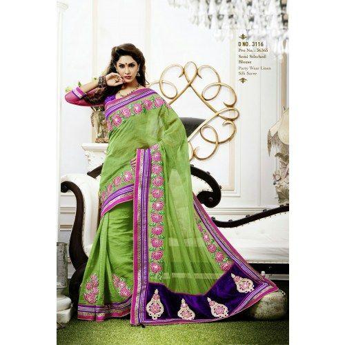 Most Wonderful Festive Saree   Indian Sarees by Craftsvilla for Onlin ...