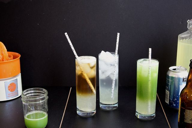 Lime Cordial, three ways. by joy the baker, via Flickr