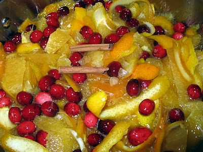 Cranberry Orange marmalade with cinnamon, candied ginger, and vanilla ...